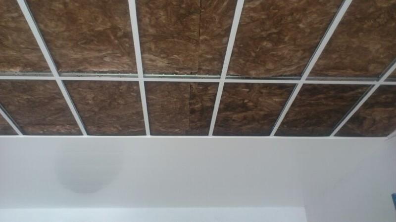 Falso techo continuo stunning falso techo continuo en - Falsos techos pvc ...